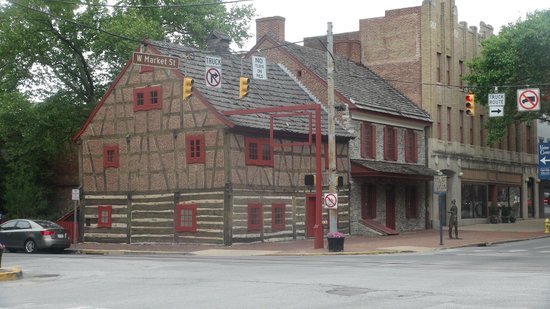 York County History Center : Colonial Complex-York County Heritge Trust