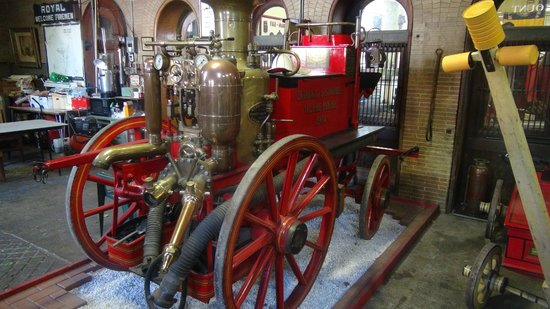 York County History Center : Fire Museum-York County Heritage Trust
