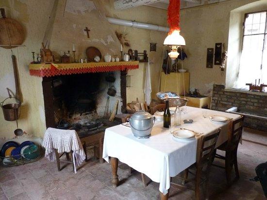 La casa contadina padana foto di la casa contadina for Immagini case antiche interni