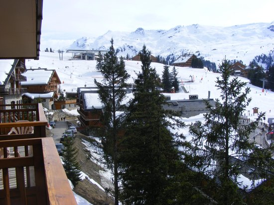 Hotel-Residence Le Merilys : View fron apartment terasse