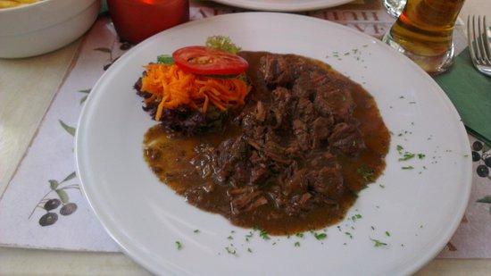 Bistro t' Lammetje 'Flemish beef stew'