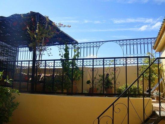 Riyad Al Atik : Terrace