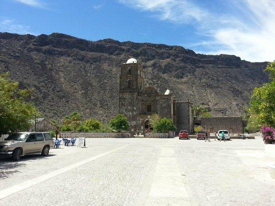 Mission San Javier: San Javier Mission