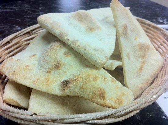 Jalla Jalla: Nan bread