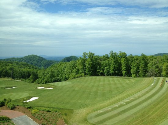 Primland: View from the observatory