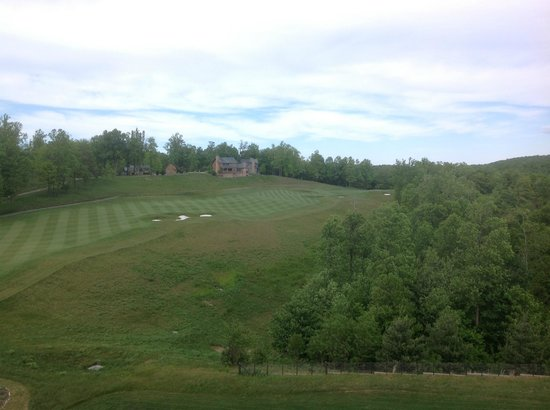 Primland: View from Blue Ridge Suite #32