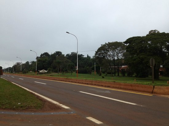 Hostel Inn Iguazu: La ruta a la vera del Hostel