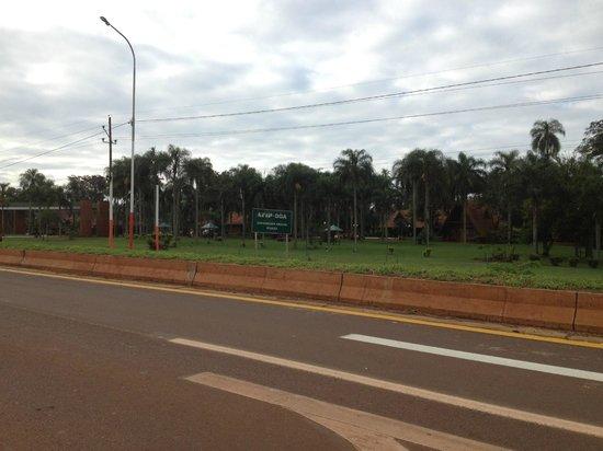 Hostel Inn Iguazu: La ruta a la vera del hostel 2