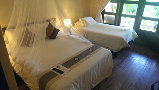 Pavillon d'Orient Boutique-Hotel: Beds