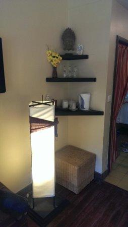 Pavillon d'Orient Boutique-Hotel: Room Corner