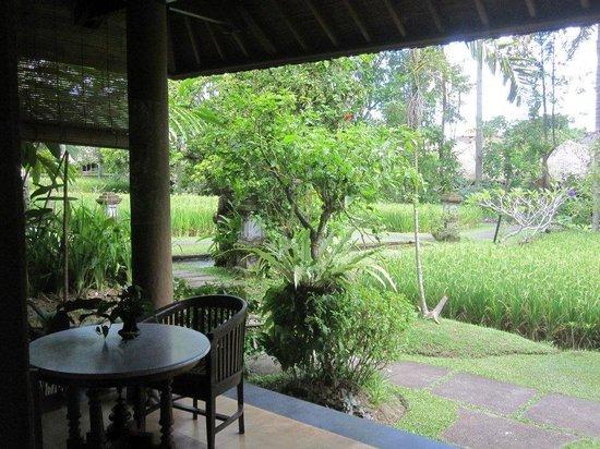 Ananda Cottages: Little verandah