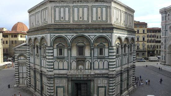 Room view - Wow! - Picture of Soggiorno Battistero, Florence ...