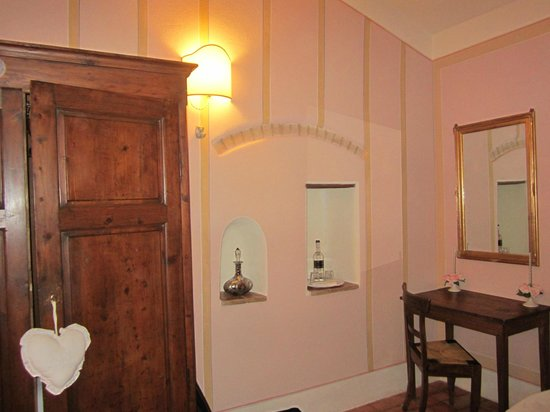 Antica Sosta: particolare camera