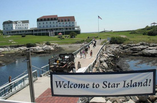 Star Island Family Retreat and Conference Center: Your Arrival at Star