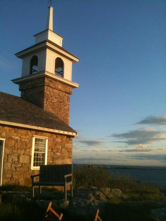 Star Island Family Retreat and Conference Center: Chapel at Star Island built in 1800