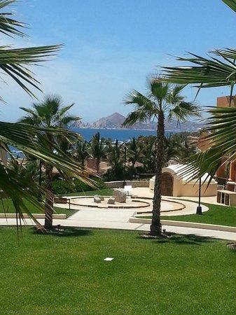 Hacienda Encantada Resort & Spa: View of grounds from my room