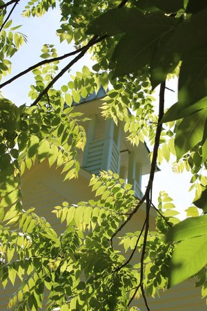 Cades Cove Visitor Center : Methodist Church