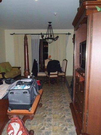 Hacienda Encantada Resort & Spa: King Room. Phase 2, 3rd Floor