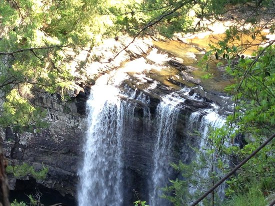 The Inn at Fall Creek Falls State Park: Caney Creek Falls at Fall Creek Falls State Park