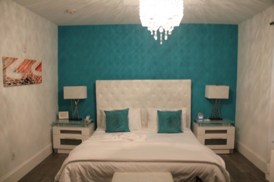 Ithaca of South Beach Hotel: Room