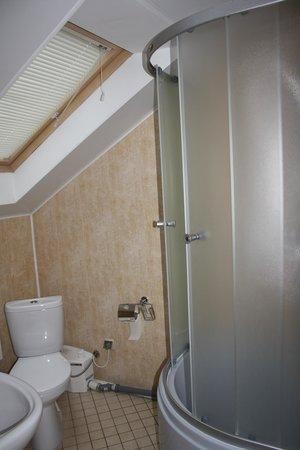 Kitai-Gorod: Baño Habitación Piso Superior