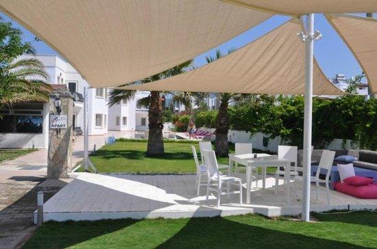 Tasev apart hotel ortakent t rkiye iftlik yorumlar for Appart hotel 33