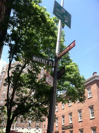 Total Access Tours New York City- Day Tours: Waverly Places