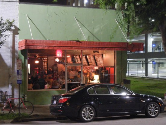Exterior View Picture Of Poole S Diner Raleigh Tripadvisor