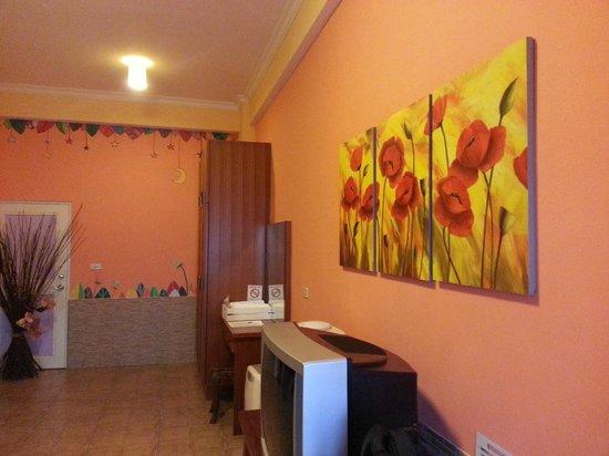 Chiayi Alishan Starlight Forest Homestay: Room