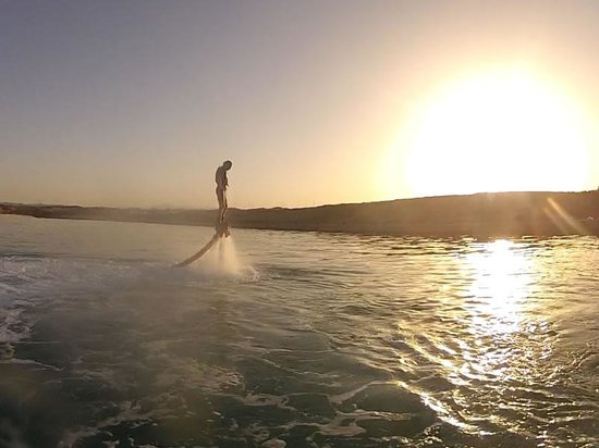 Flyboard Rosso Nero