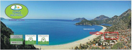 Photo of Tonoz Beach Hotel Oludeniz