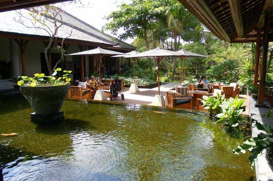 Padma Resort Legian: Anlage