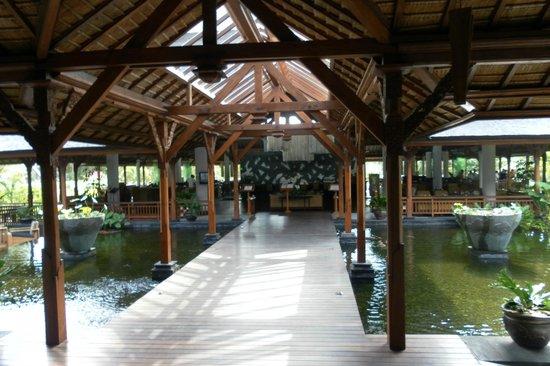 Padma Resort Legian: Lobby