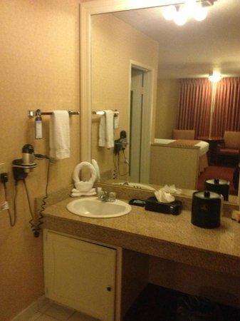 Best Western Plus Anaheim Inn: Vanity