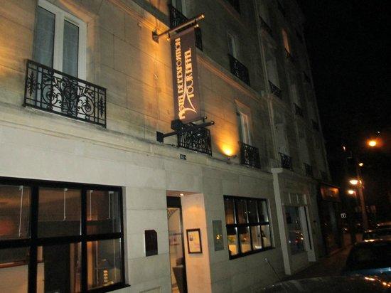 Hotel Exposition Tour Eiffel: ubicacion perfecta