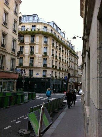 Grand Hotel Saint-Michel: Hotel Saint-Michel