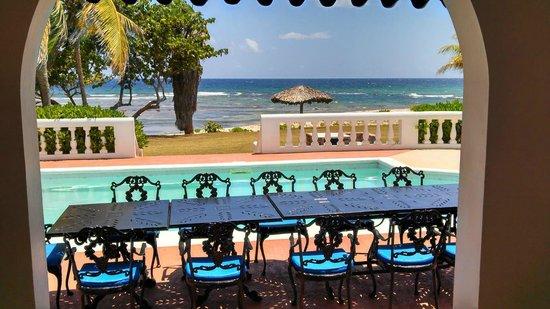 Royal Villas at Half Moon: Dining and Pool Villa 85