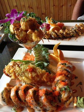 Bangkok in Downtown Vero Beach: My Lobster Roll dinner!