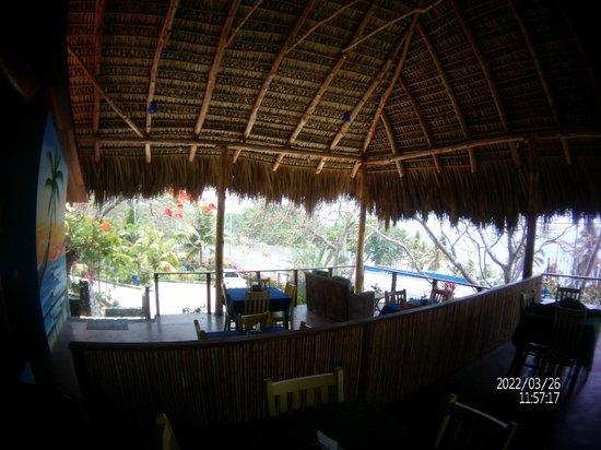 Kayu Resort: Kayu's Dining area