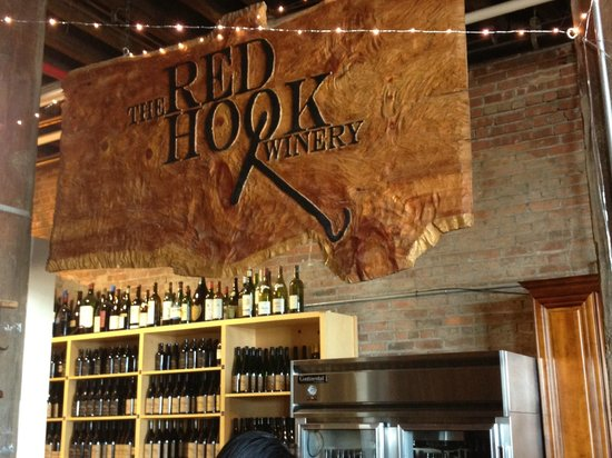 Photo of Wine Bar Red Hook Winery at 175 Van Dyke St # 204, Brooklyn, NY 11231, United States