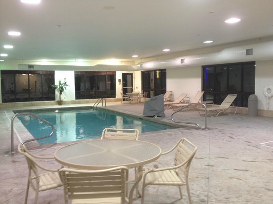 Hampton Inn & Suites Grove City: Nice pool