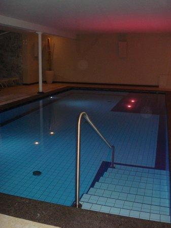 Hotel das stachelburg: Piscina e idromassaggio