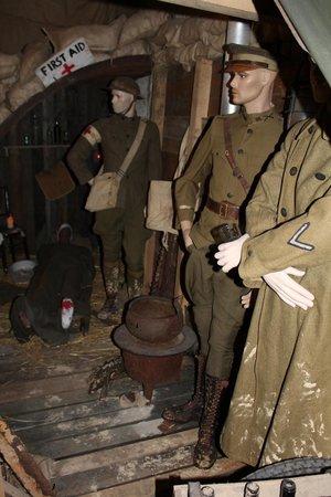 14-18 Nantillois : Attached Museum