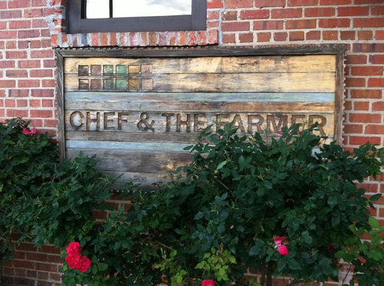 Chef and The Farmer: Chef & The Farmer in Kinston, NC