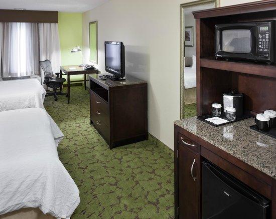 Hilton Garden Inn Merrillville: Room Amenities