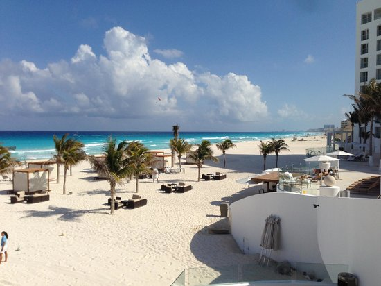 beach area picture of le blanc spa resort cancun cancun tripadvisor rh tripadvisor com