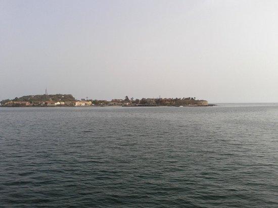 Dakar, Senegal: l'isola