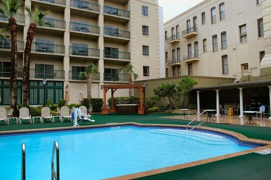 Menger Hotel - swimming pool - Picture of Menger Hotel, San Antonio ...