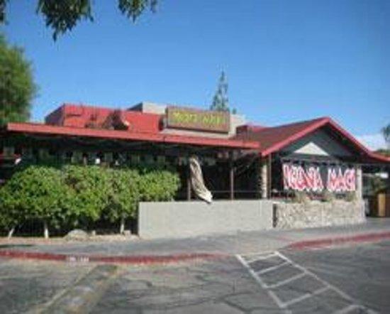 Iguana Mack's Front Entrance