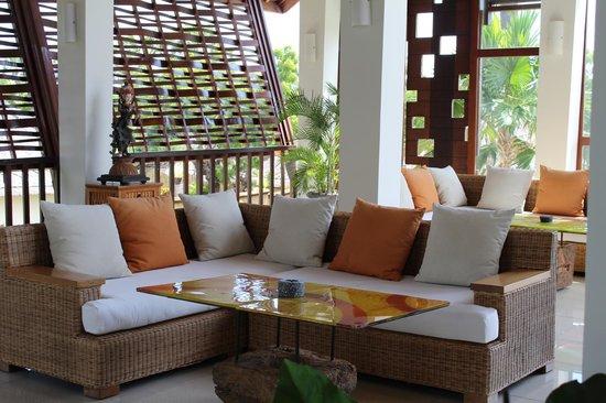 Siddhartha Ocean Front Resort & Spa: Lobby
